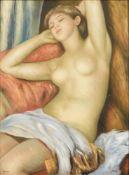 "Kopie nach Pierre-Auguste Renoir ""La Dormeuse"""