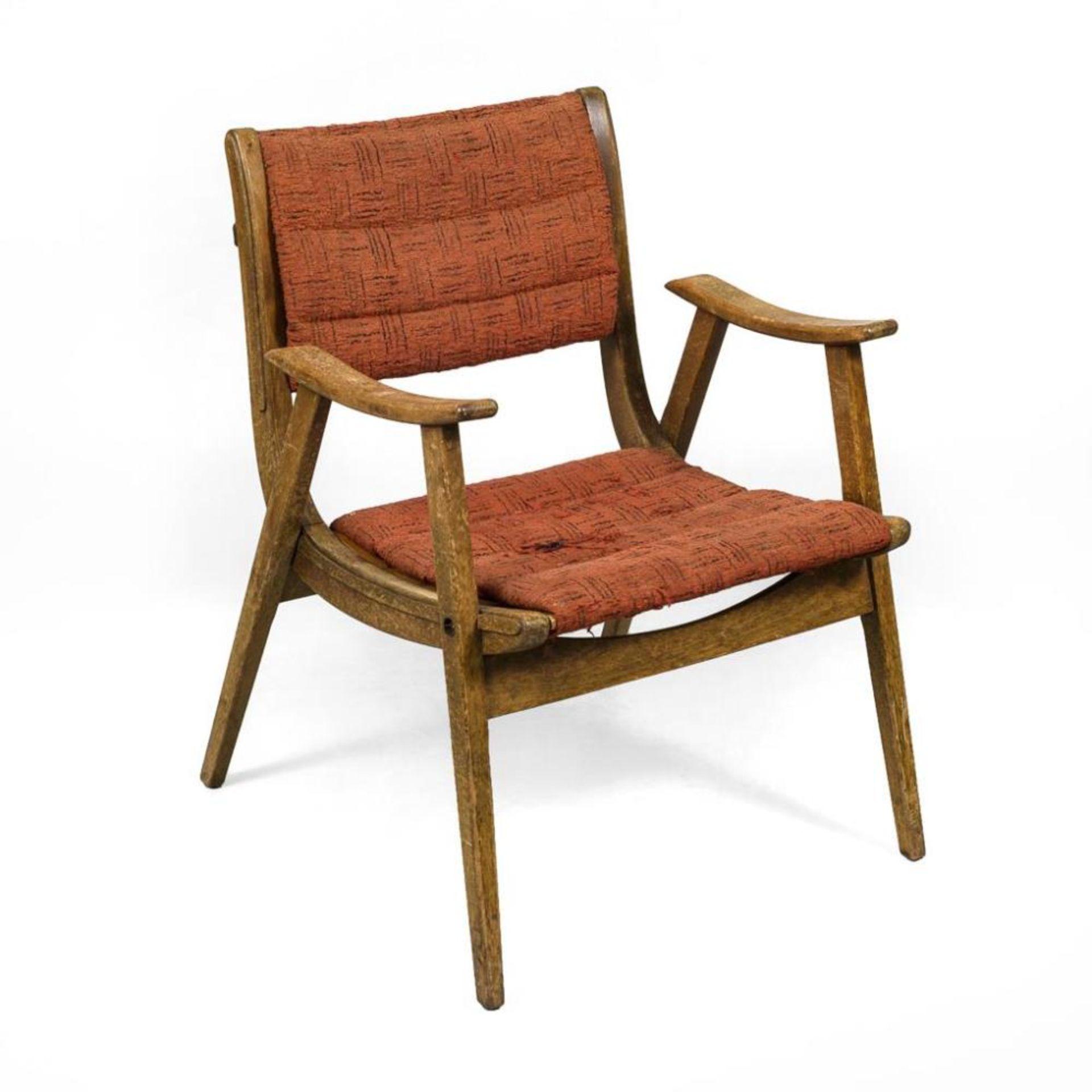 Armlehnstuhl von Erich Dieckmann | Siehe Nachtrag