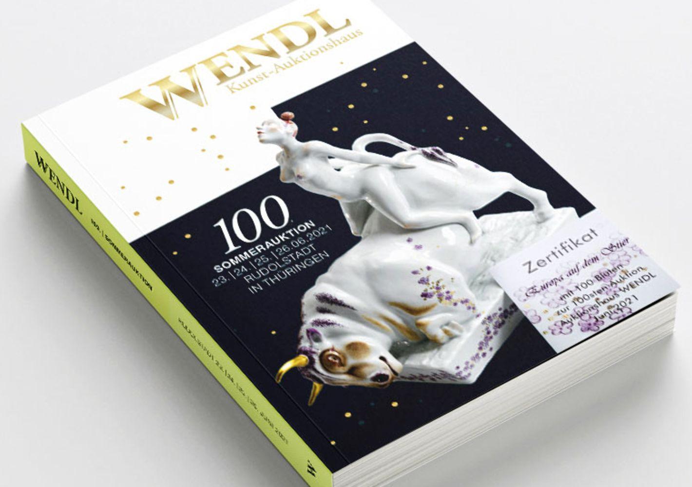100.| Sommerauktion - Auktionshaus Wendl