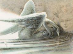 Schwanenjungfrau