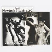 2x Helmut Newton