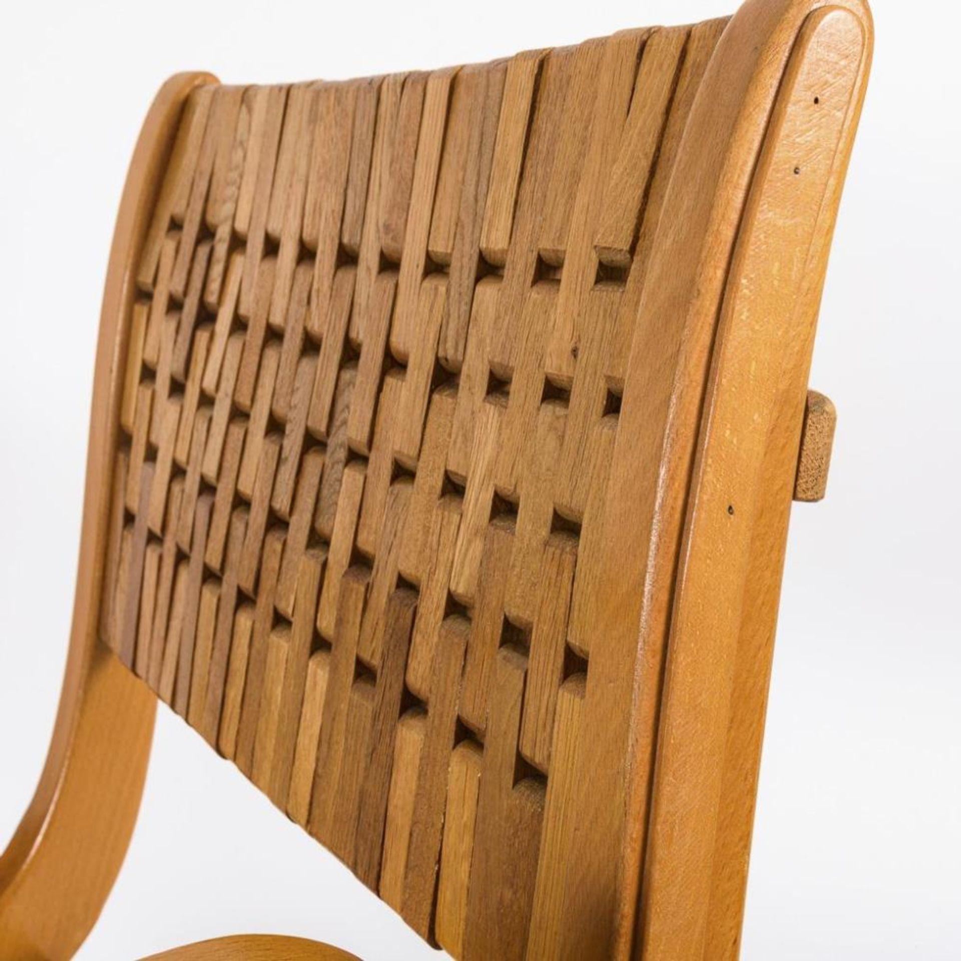 2 Armlehnstühle von Erich Dieckmann - Image 9 of 10