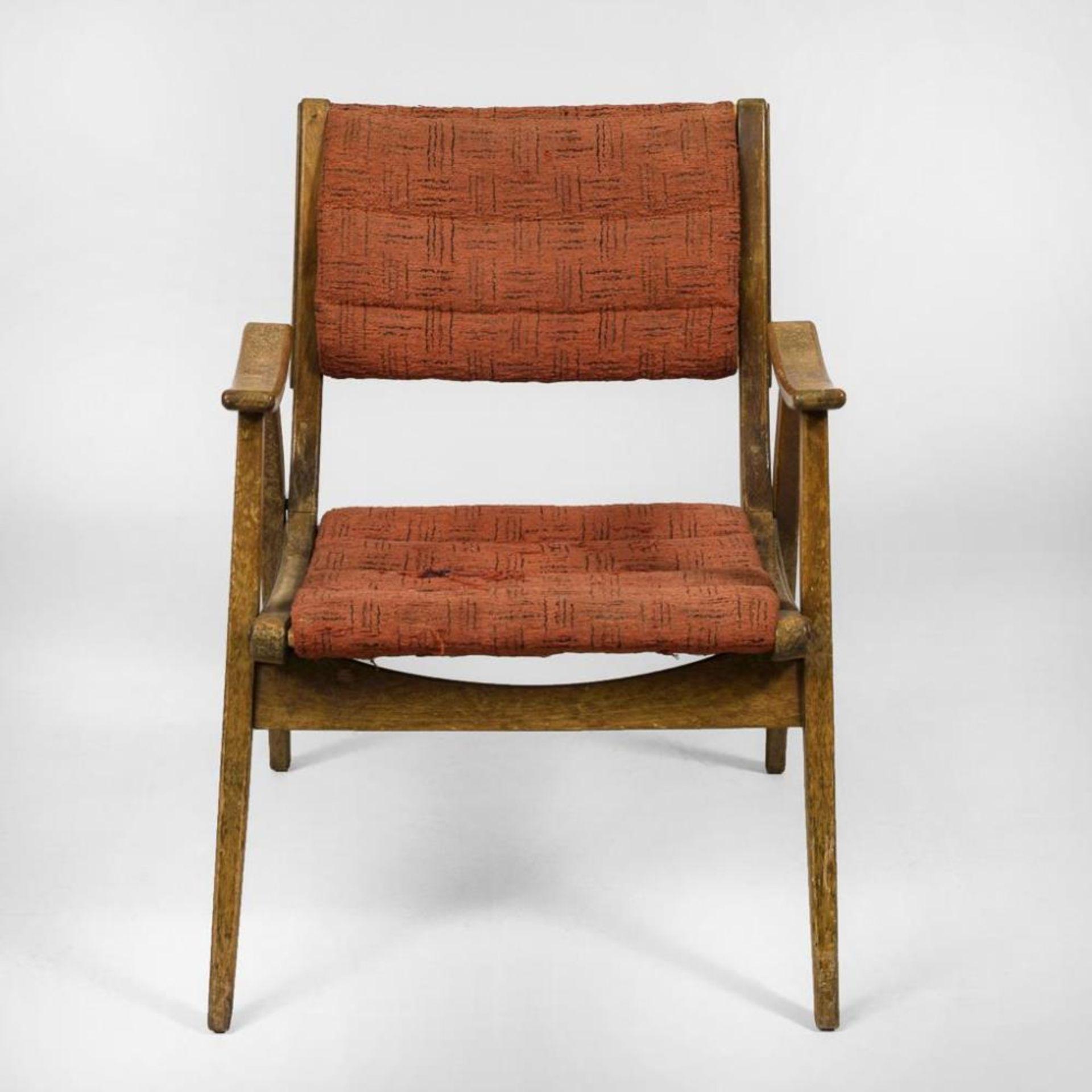 Armlehnstuhl von Erich Dieckmann | Siehe Nachtrag - Image 2 of 2