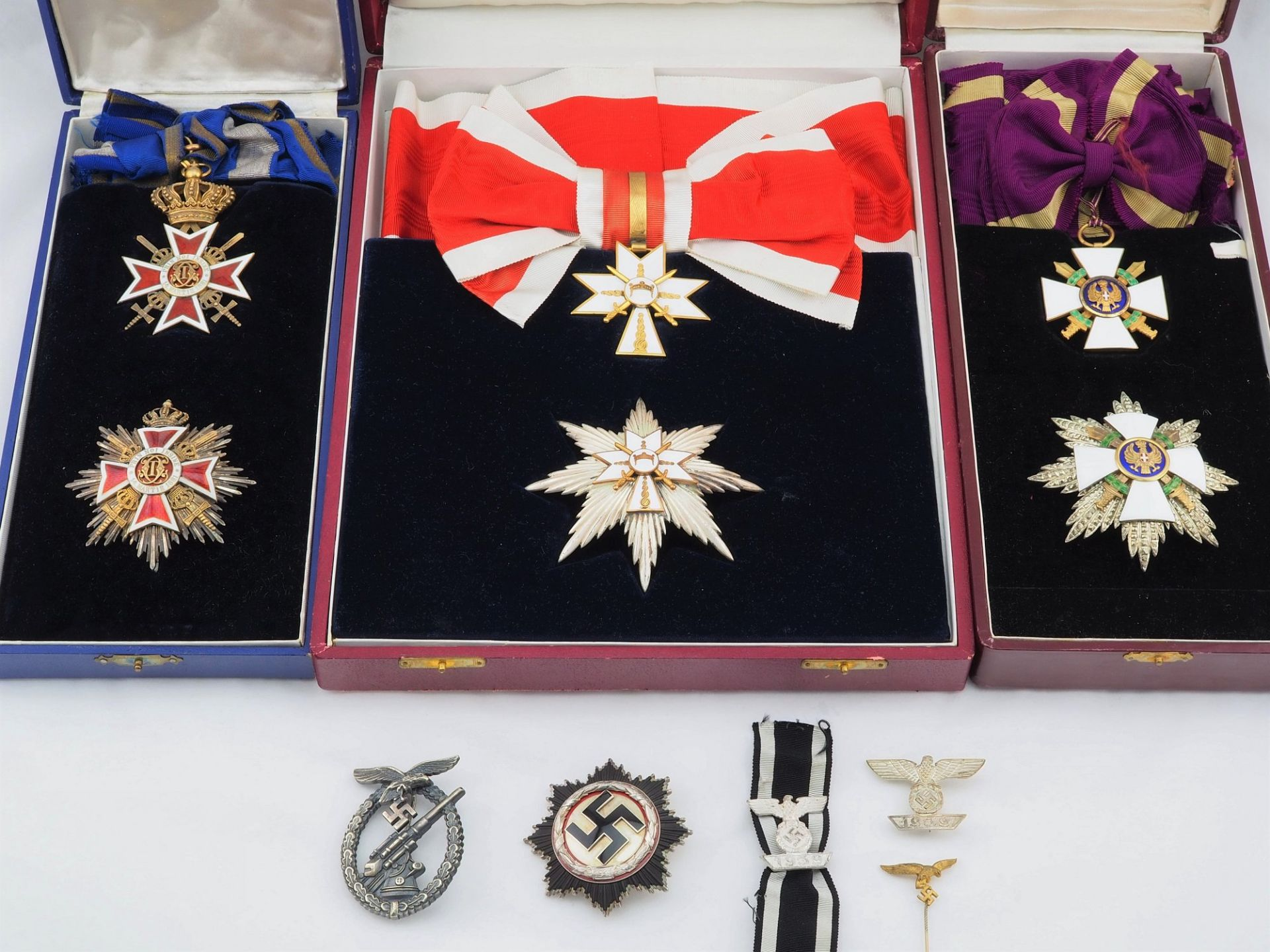 World War 2, Third Reich, Medals & Decorations Legacy: Commanding General of the Luftwaffe (Wehrmac