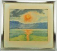 Hans Brasch (1882, Karlsruhe - 1973, Stuttgart) - Sunrise