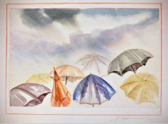 Gudrun Hohmann - Umbrellas
