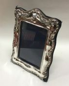 A large rectangular silver picture frame. Birmingh