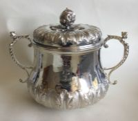 A good Charles II copy of a two handled silver por