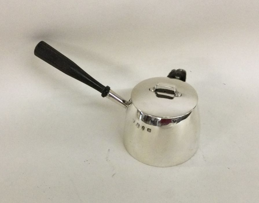 An unusual silver lighter in the form of a brandy - Image 2 of 2