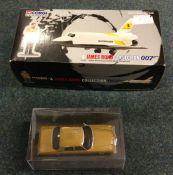 CORGI: A boxed 007 diecast model of 'Moonraker' to