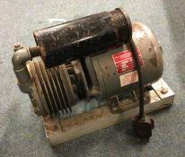 A Utile Engineering Co. HSP2 Air Compressor. Est. £10 - £20.