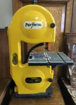 A Perform Phase 1 Band Saw. Est. £30 - £40.