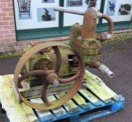 A Godwin OH 400A Water Pump. Est. £50 - £80.