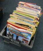 A selection of Old Glory Magazines. Est. £5 - £10.