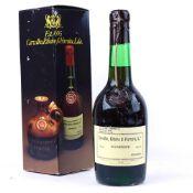 A bottle of Carvalho,