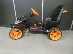 Nerf 4 wheel go kart