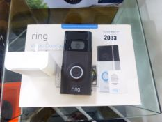 Ring video doorbell 2 system with chime
