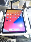 Apple iPad Air 4th generation wifi only 64GB device. Model A2316