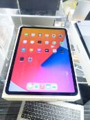 Apple iPad Pro 11inch, 2nd generation wifi only, 128GB model A2228