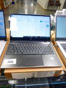 HP Pavillion X360 convertible laptop. Model 14-DW0029NA, Intel core i5 10th generation processor,