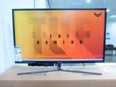 Viewsonic 32inch ultra HD 4k monitor. Model VX3211-4K-MHD. Includes box