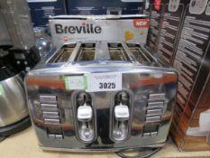 Breville sandwich maker plus 4 slice toaster