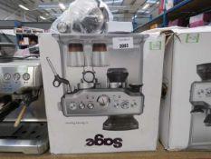 (TN42) Boxed Sage Barista Express coffee machine