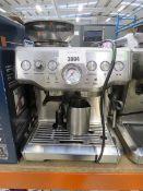 (TN47) Unboxed Sage Barista Express coffee machine