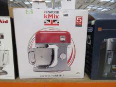 (TN53) Boxed Kenwood K-Mix mixer