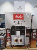 Boxed Melitta Barista smart bluetooth coffee machine