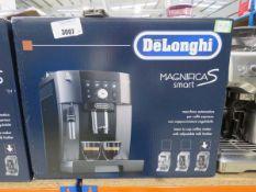 (TN48) Boxed De'Longhi Magnifica Smart coffee machine