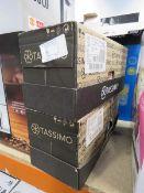 2 trays of Tassimo coffee pods