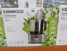 Boxed Kenwood MultiPro compact plus food processor