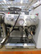 (TN46) Unboxed Sage Barista Express coffee machine