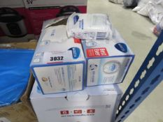 Brita water filter jug plus 2 boxes of water cartridges