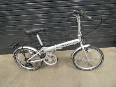 Town & Country folding bike