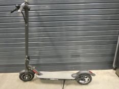 Large Reid grey and red electric scooter, no charger