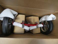 Boxed Schwinn Stingray trike