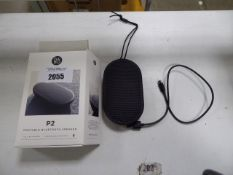 Bang & Olufsen P2 portable bluetooth speaker with box