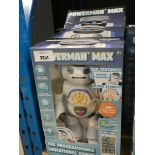6 Boxed Power Max education robots