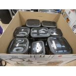 Box containing Lock & Lock food storage container sets