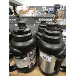 3 Titan 2.5 litre jugs