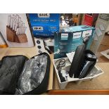 Wahl Precision Pro hair clipper set plus a wet or dry Philips shaver