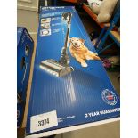 Boxed Bissell icon 25V cord less vacuum cleaner