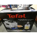 (TN95) Boxed Tefal filter fryer