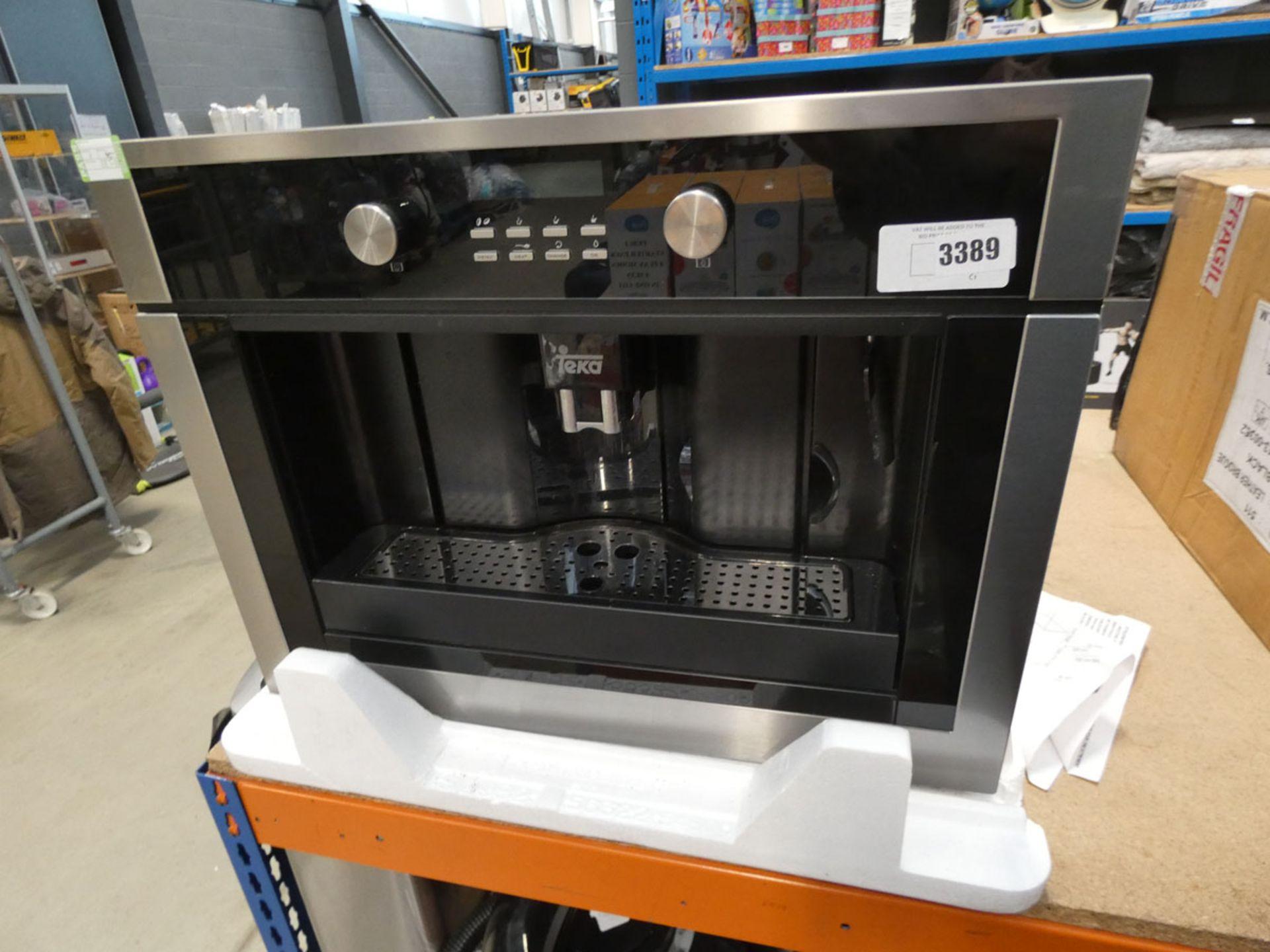Commercial Tecca coffee machine - no power supply