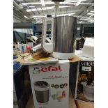(TN96) Boxed Tefal Easy soup maker