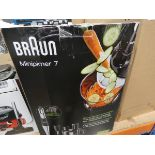 Boxed Braun Multi Quick 7 hand whisker