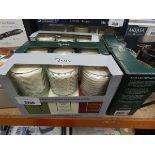 4 Torc fragrant candle sets