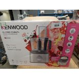 (TN34) Boxed Kenwood Multipro Compact Plus food processor